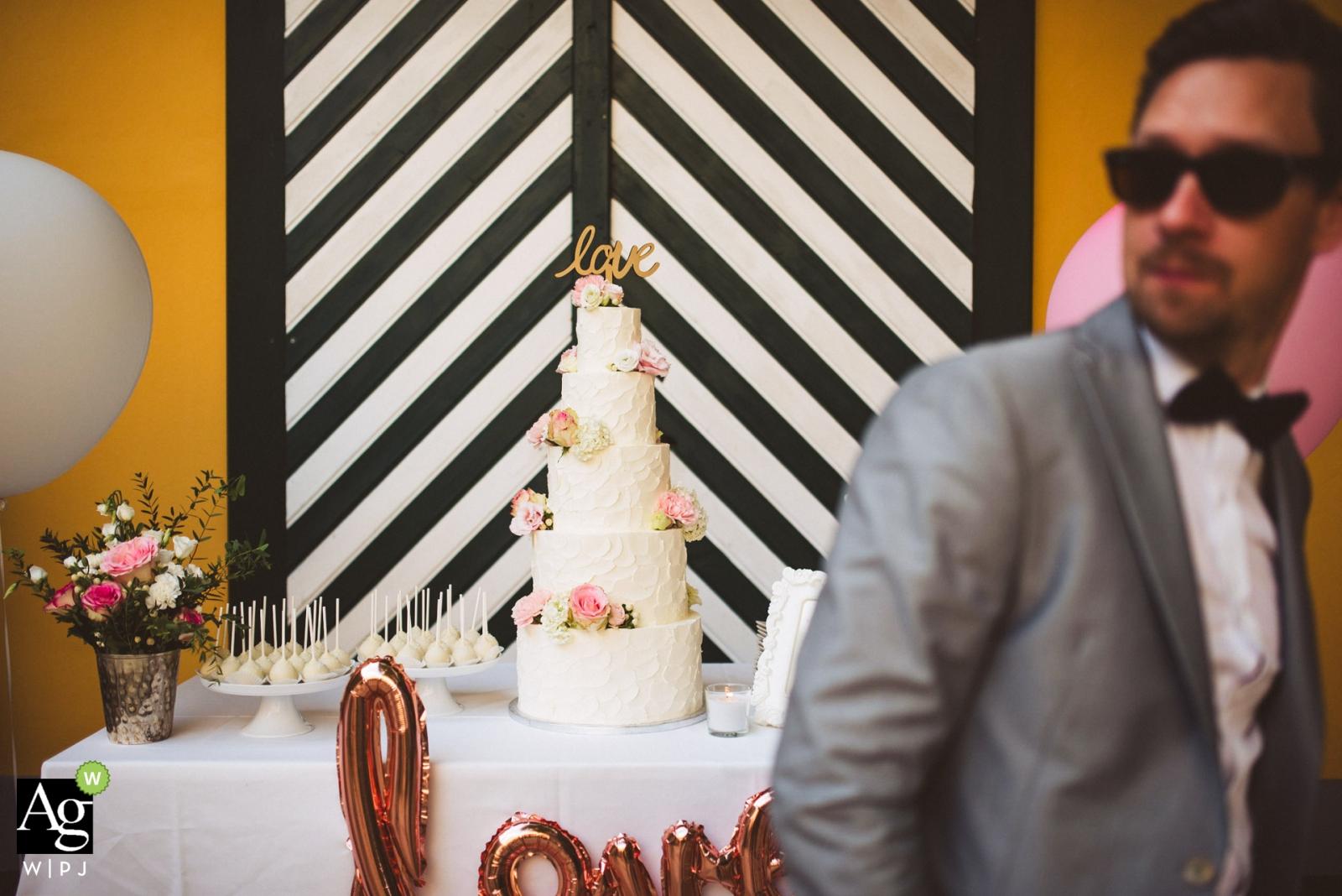 Dejan Zagar est un photographe de mariage artistique pour