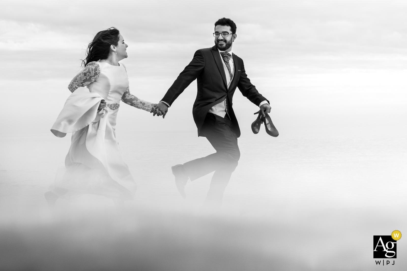 Toni Miranda ist ein künstlerischer Hochzeitsfotograf für Alicante