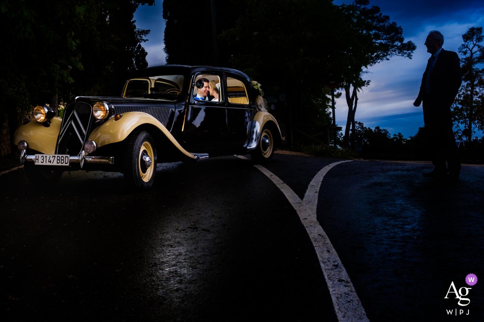 Toni Miranda est un photographe de mariage artistique pour Alicante