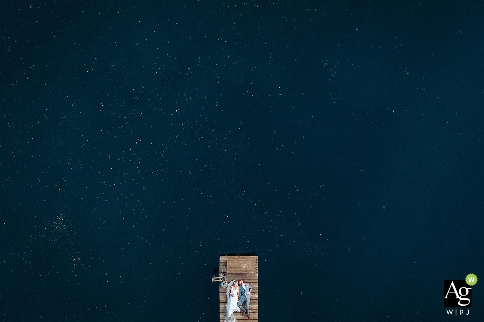 Raymond Nguyen è un fotografo di matrimoni artistico per la California