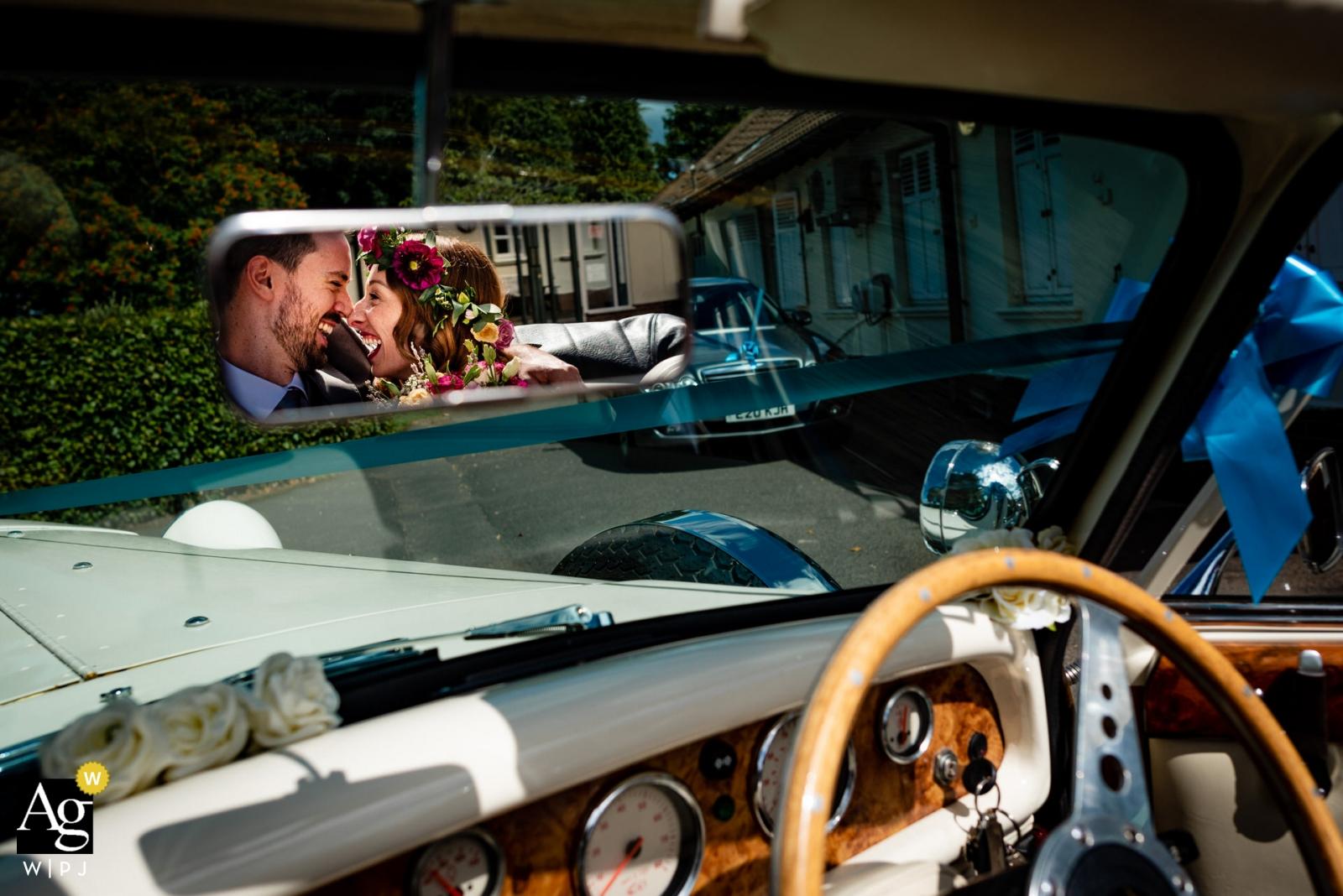 Emil Boczek jest artystycznym fotografem ślubnym dla West Midlands