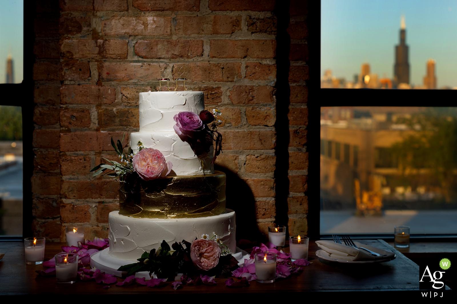 Travis Haughton is an artistic wedding photographer for Illinois