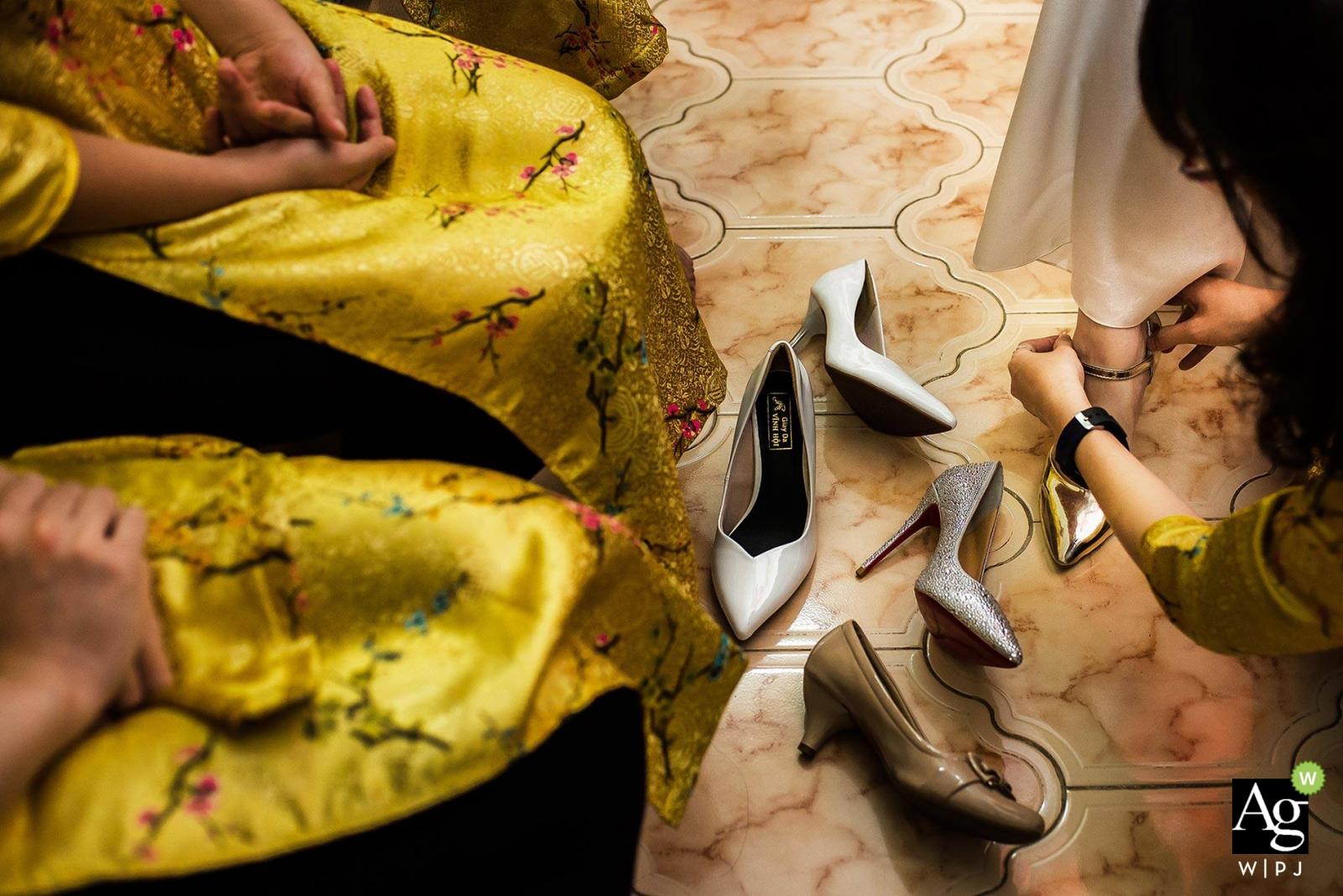 Huy Nguyen is an artistic wedding photographer for