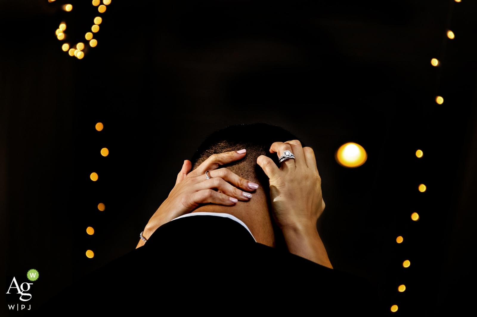 Brooke Mayo ist eine künstlerische Hochzeitsfotografin für North Carolina