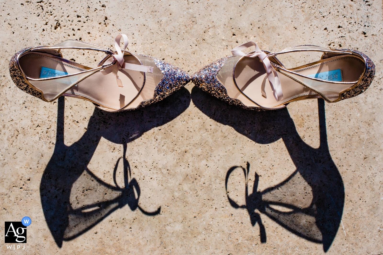 Tanya Parada is an artistic wedding photographer for California