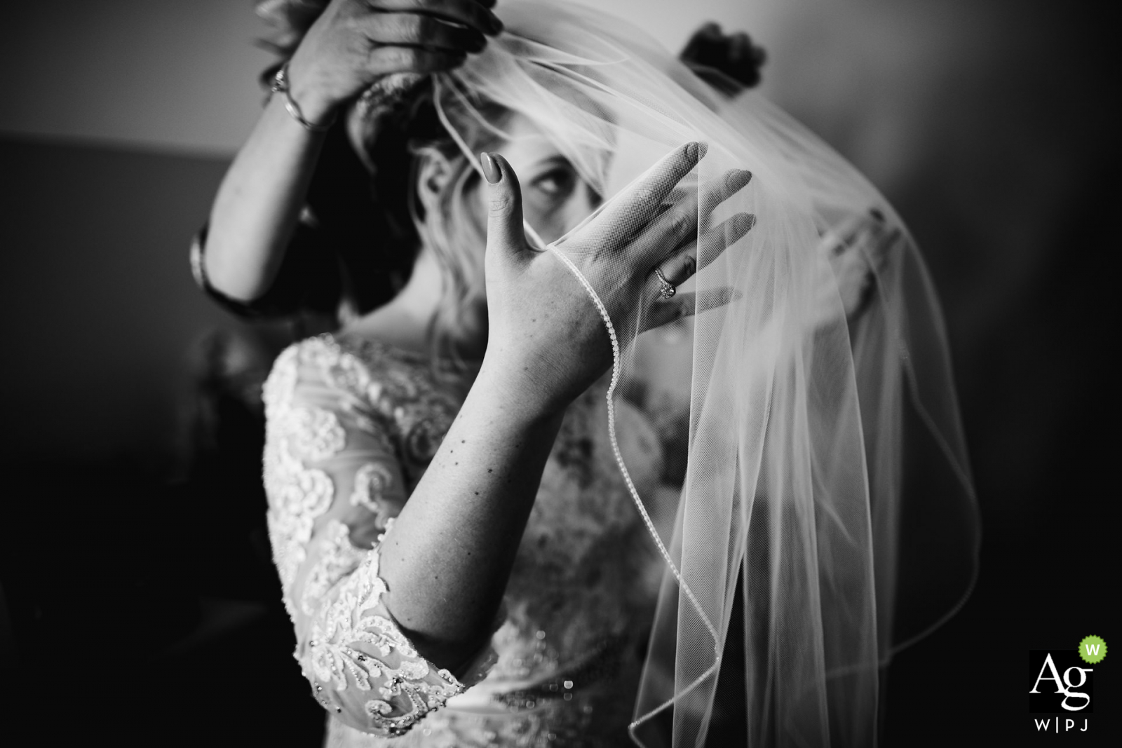 Aaron Storry is an artistic wedding photographer for Northamptonshire