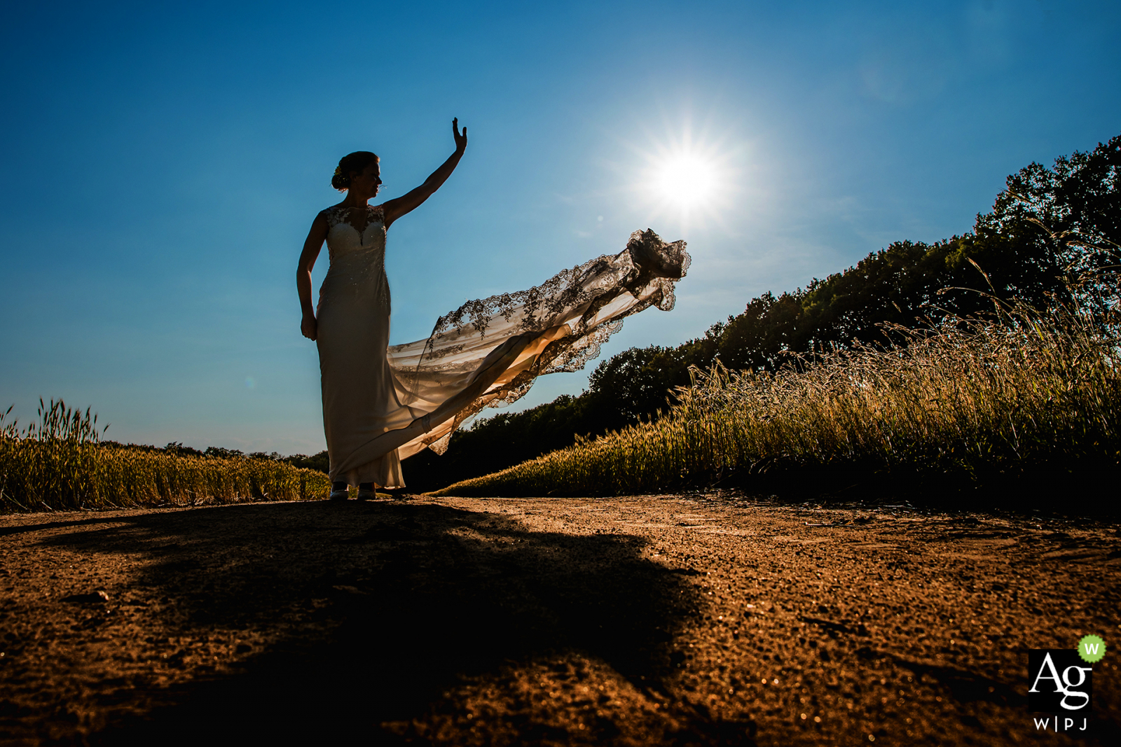 Hiske Boon is an artistic wedding photographer for Noord Brabant