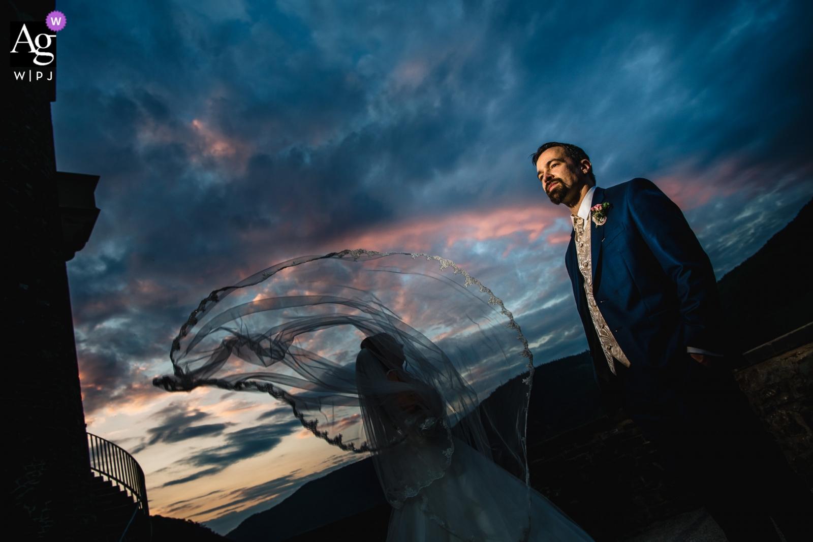 Andreas Pollok is an artistic wedding photographer for Baden-Württemberg