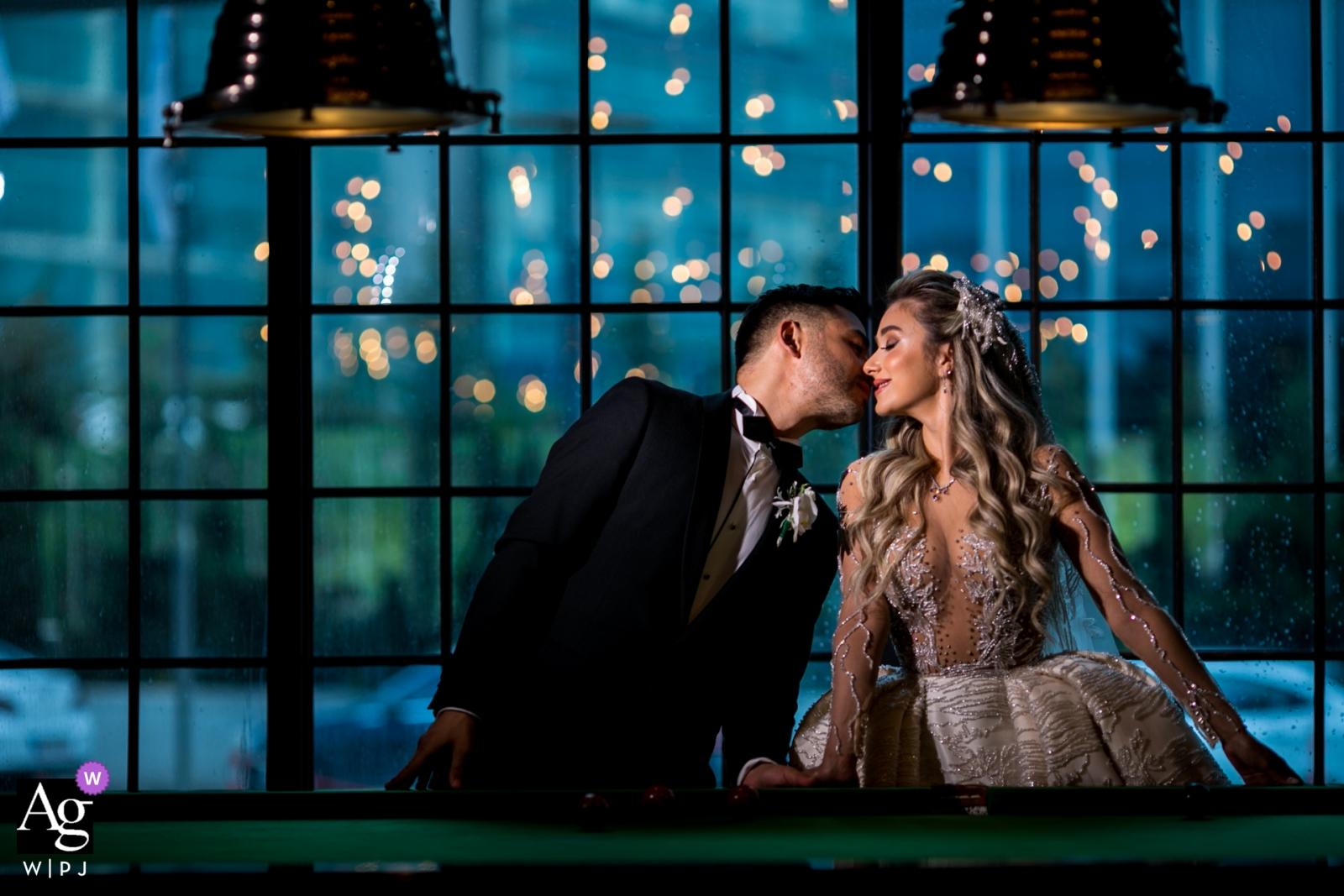 Orçun Yalçın is an artistic wedding photographer for Ankara