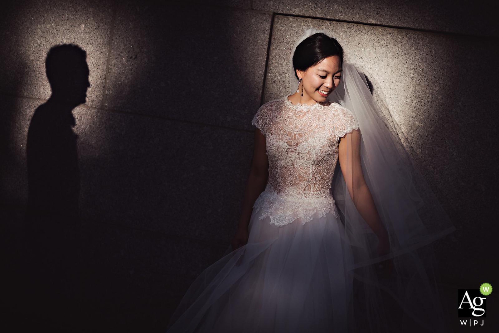 Tim D. Yun is an artistic wedding photographer for New York