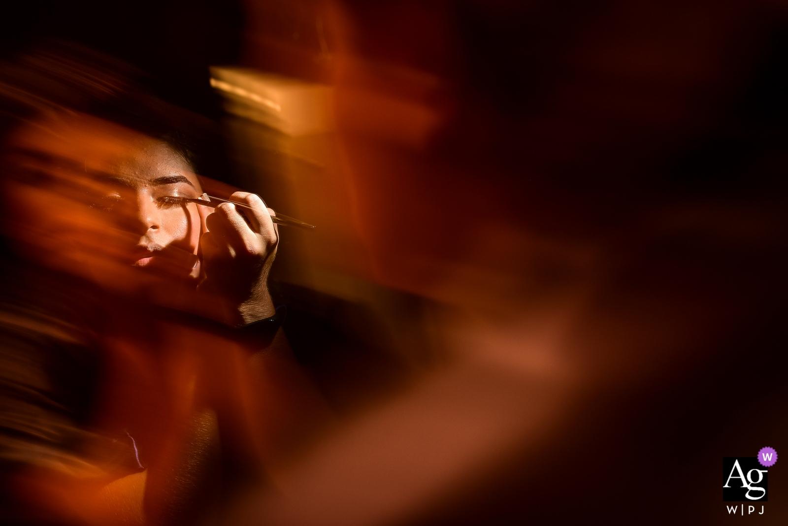 Vinicius Fadul is an artistic wedding photographer for São Paulo
