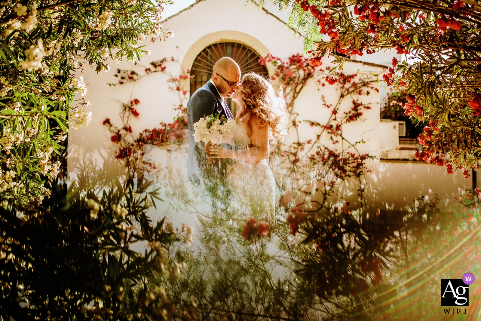 Sergio Cueto is an artistic wedding photographer for Madrid