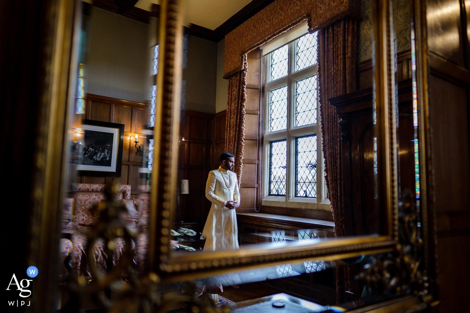 Photos du lieu du mariage dans le lieu de mariage Hertfordshire du North Mymms Park
