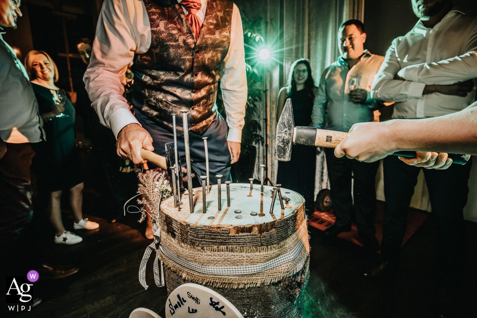 Gerber Uhingen - Photos de mariage - Ce n'est pas un gâteau à la réception