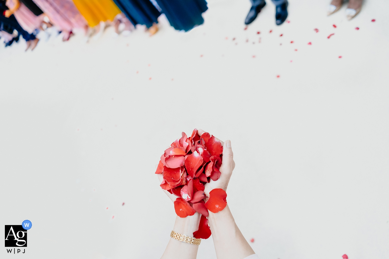 ALILA VILLAS ULUWATU. BALI - Bilder von Blumen zum Werfen