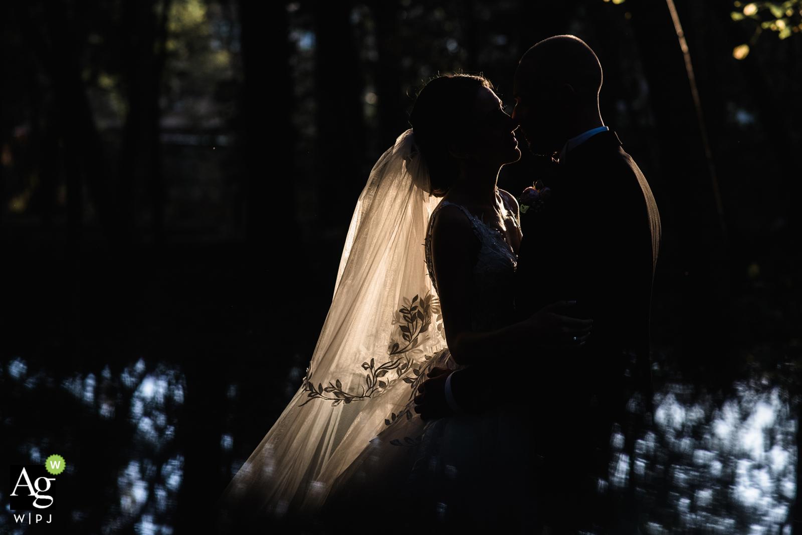Sofia wedding day portrait | Light between us