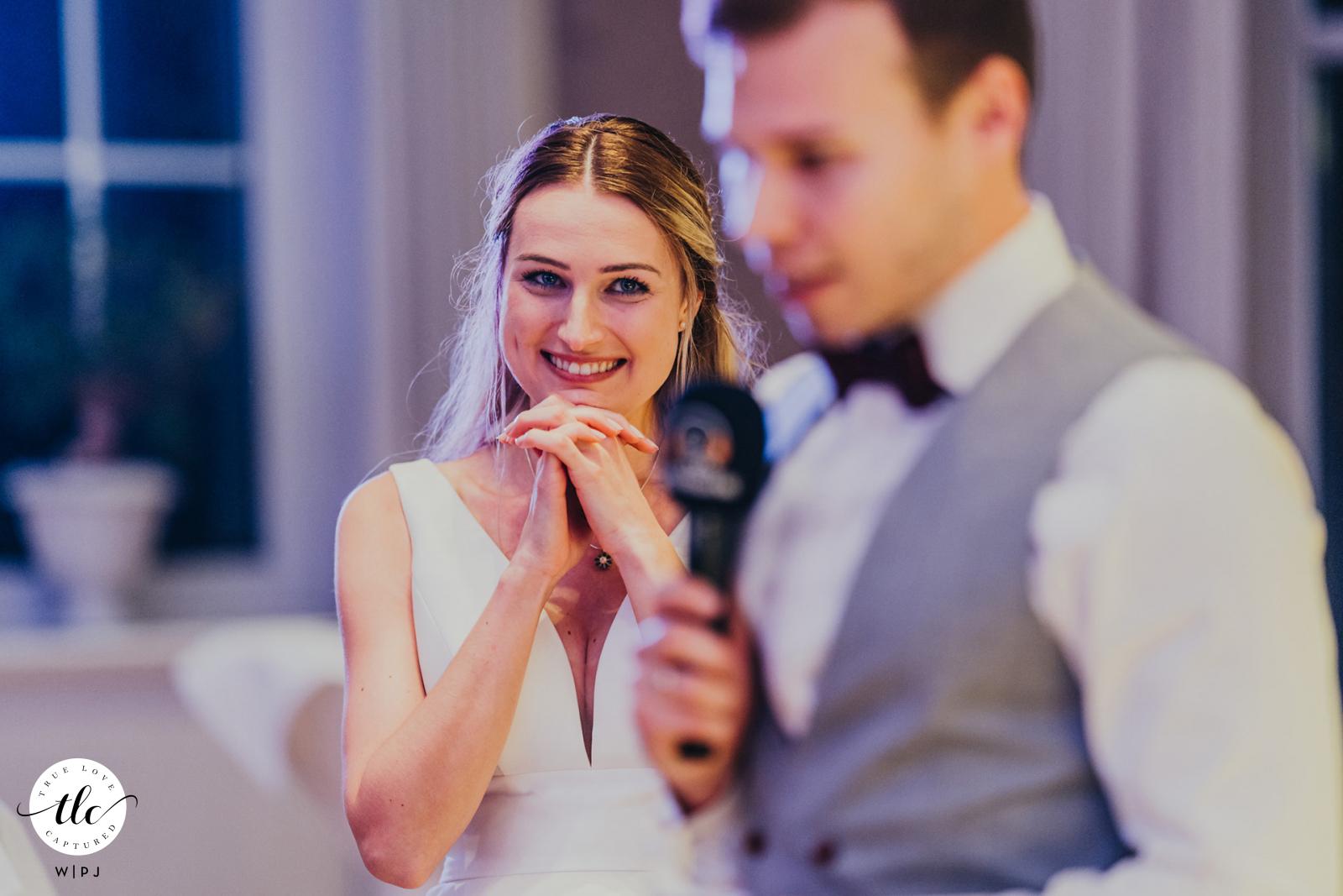 Landhotel Voshövel - Schermbeck foto del día de la boda del novio dando un discurso