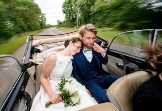 Sybil Rondeau, de, es fotógrafa de bodas para Domaine des Forges