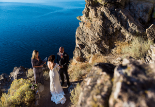 Lauren Lindley, of California, is a wedding photographer for -
