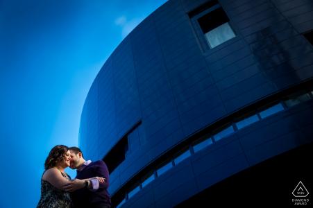 Minneapolis destination wedding photographer | engagement session photography