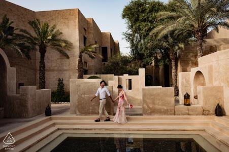 Photographe de mariage et de fiançailles à Dubaï pour les Émirats arabes unis
