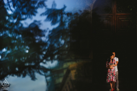 palermo, sicily engagement photography session