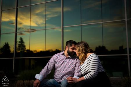 Denver City Park Engagement Photography | Denver Wedding Photographer