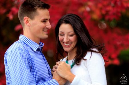 Travis Haughton, de Illinois, es un fotógrafo de bodas para