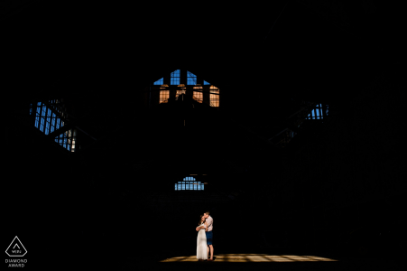 Jacob Hannah, of Vermont, is a wedding photographer for