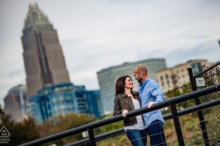 James Nix, de Caroline du Nord, est un photographe de mariage pour