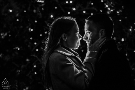 Danette Pascarella, of New Jersey, is a wedding photographer for