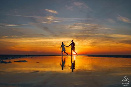 Alex Paul, du Massachusetts, est un photographe de mariage pour
