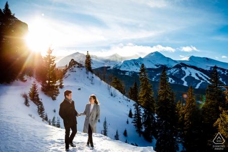 Stacy Gillespie, du Colorado, est un photographe de mariage pour