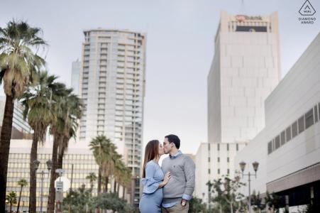 Laura Segall, de Arizona, es una fotógrafa de bodas para