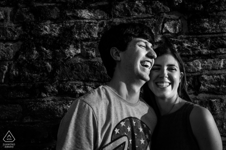 Miguel Onieva, of Madrid, is a wedding photographer for