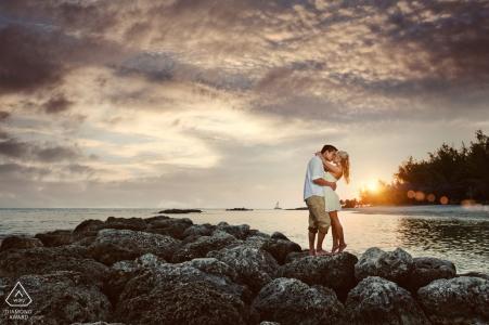 Julie Ambos, de Floride, est une photographe de mariage pour
