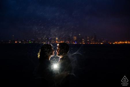 Logan Westom, de Washington, est un photographe de mariage pour