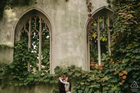 Kari Bellamy, de Londres, es un fotógrafo de bodas para