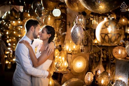 Sylvain Bouzat, of , is a wedding photographer for