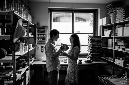 République tchèque apiculteurs   Photographe d'engagement