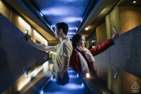 The Barbican, London Alternative engagement session in England