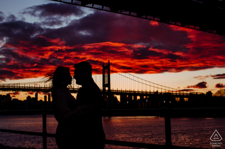 Antalya Turkey Wedding Engagement Photographer - New York Sun Set
