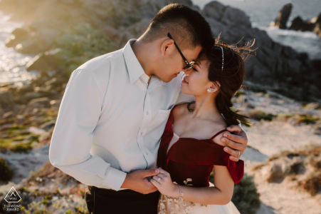 Perth Engagement Photography - A beautiful session together during sunset.