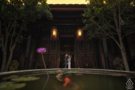 XIAMEN Pre Wedding Portrait - Mooie liefde aan het water
