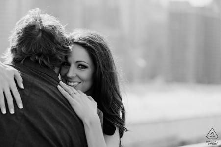 Verlobte Paare Fotograf   Brooklyn Bridge, New York City - Ein kleiner Einblick.
