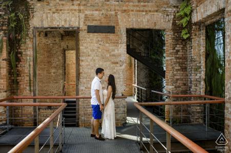 Engaged Couple Session | parque das ruínas, rio de janeiro, brazil - All paths lead me to you!