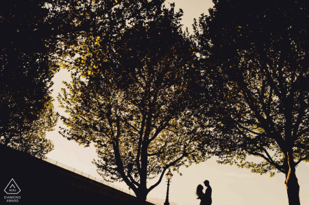 Photographie de fiançailles | Tournage pré-mariage à Londres Southbank