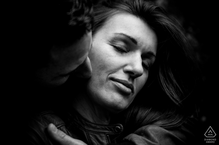 lovers portrait session in France