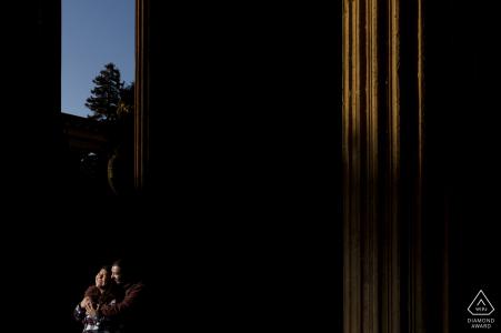 California - portrat de compromiso del palacio de bellas artes