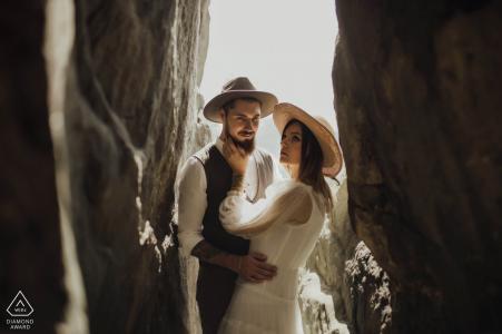 Pre-Wedding Photo from Lviv, Ukraine